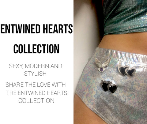 Goldlust LDN Entwined Hearts Collection