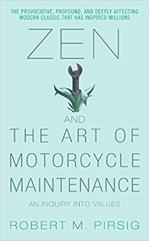 Goldlust Ldn Five books to awaken your spiritual side - Zen and The Art of Motorcycle Maintenance.