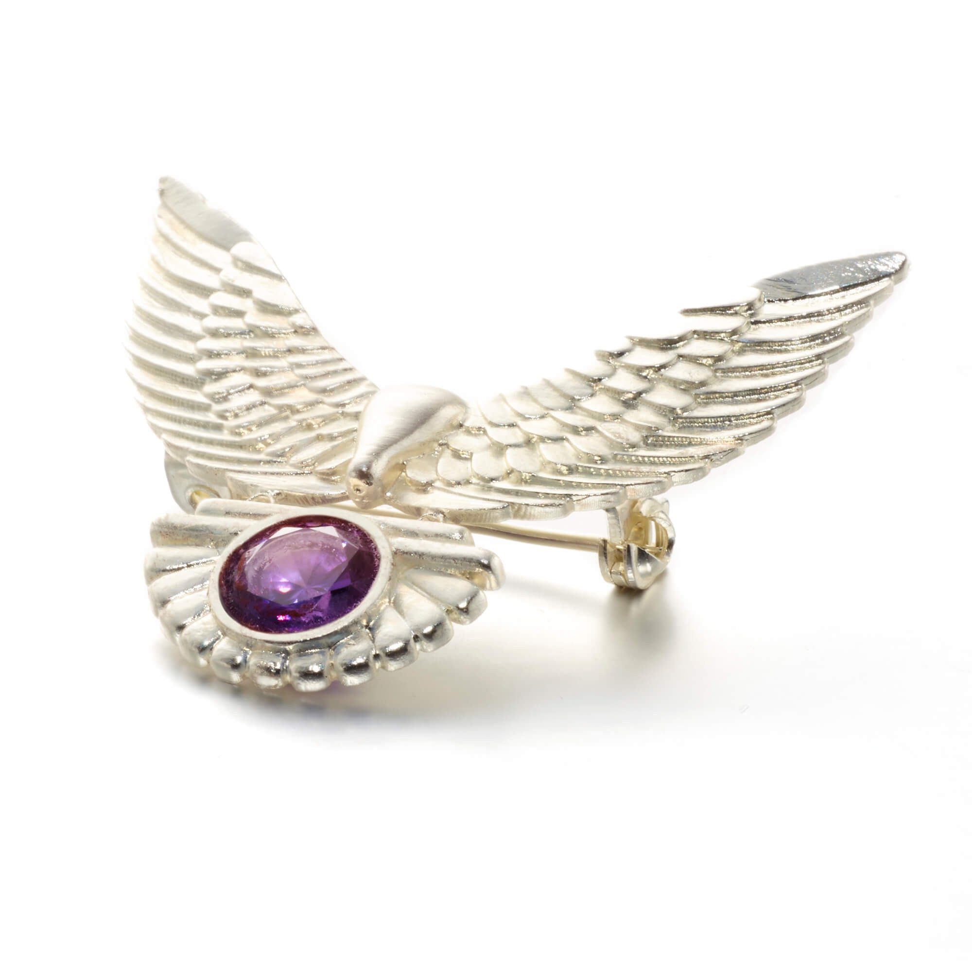 buccellati pin eagle high jewelry brooch brooches