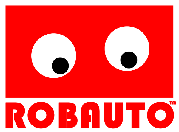 ROBAUTO Laptop Stickers