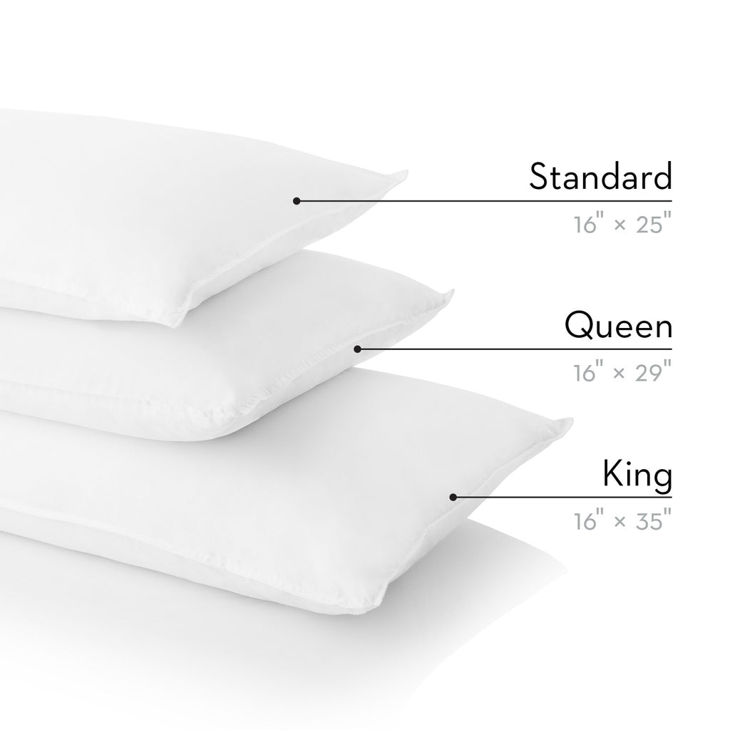 Gelled Microfiber Pillow