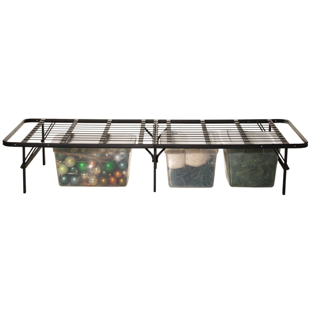 Metal Bed Frame Highrise Heavy Duty