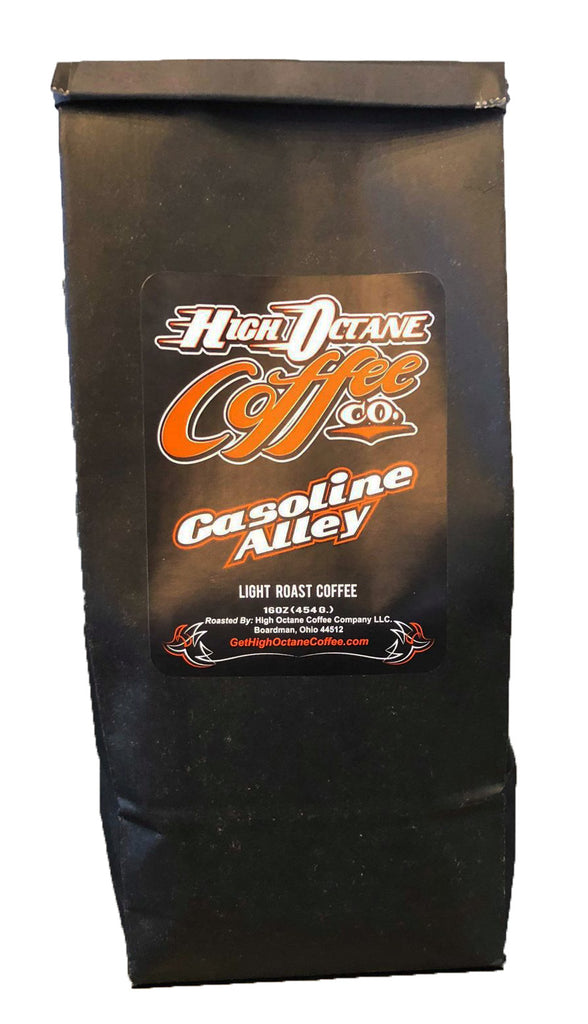 16oz Gasoline Alley - Light Roast