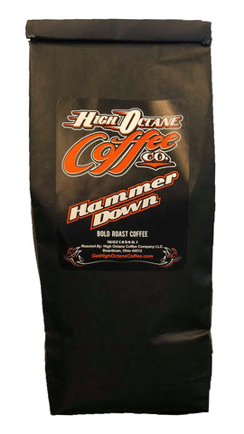 16oz Hammer Down - BOLD Roast