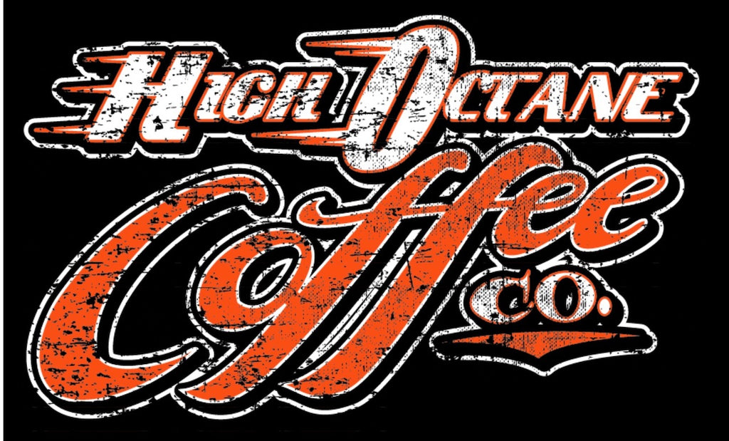 *NEW* Mens OG Full Color Tee - High Octane Coffee