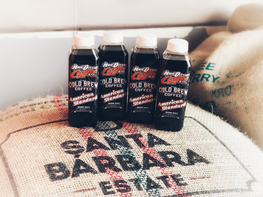 COLD BREW - 4 Pack