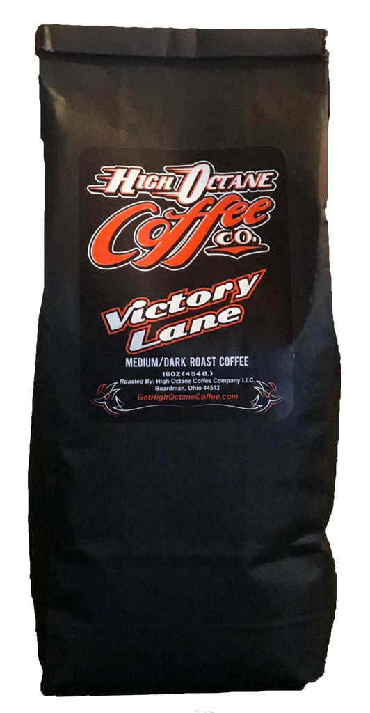 16oz Victory Lane - Med/Dark Roast