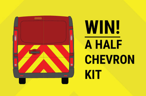 [Closed] Win a Half Chevron Kit!