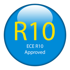 ECE R10 Approved Lights
