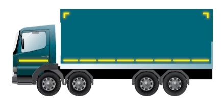 HGV Conspicuity Side Marking