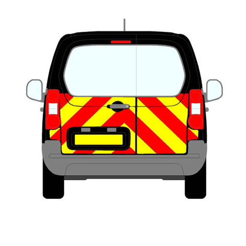 Citroen Berlingo Mk2 All Roofs 2008-present chapter8 chevron kit