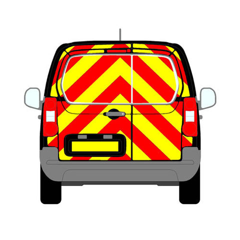 Citroen Berlingo Mk2 Standard Roof 2008-present chapter8 chevron kit