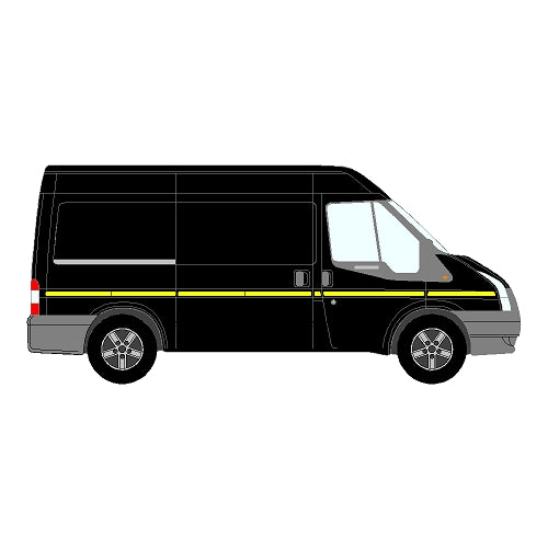 Ford Transit Mk4b Transit Mk4b MWB 2006-2014 - Reflective Side Marking kit