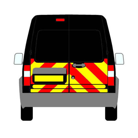 Ford Transit Connect Mk1 chapter8 chevron kit
