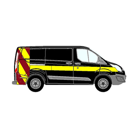 Ford Transit Custom Mk1 L1 H1 2013+ - Chapter 8 Escort Vehicle Specification Kit