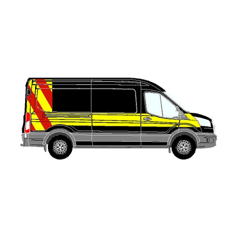 Full Chapter 8  Escort vehicle specification for Ford Transit Mk5 L3 H2 2014+