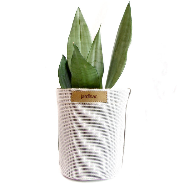small plant pots white in geotextile cheap container to grow flowers and herbs