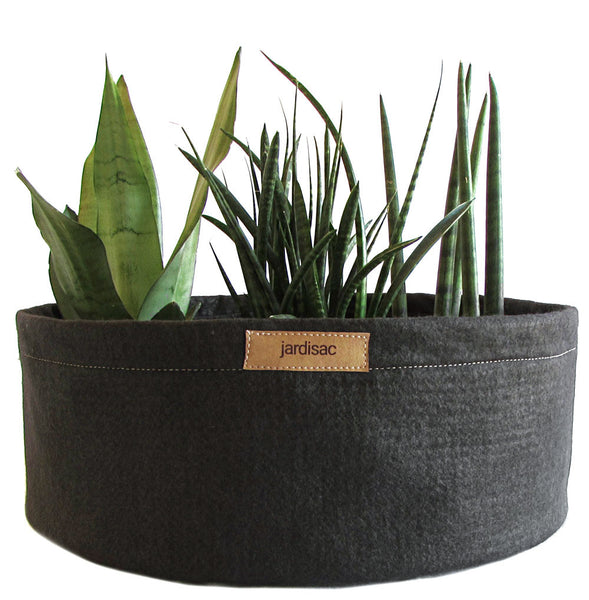 large plant pot geotextile cheap flower planter