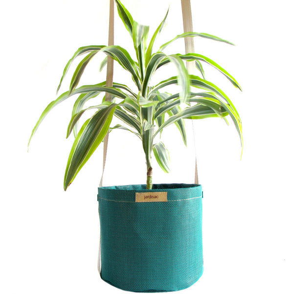 Hanging Planter green plastic plant pots cheap