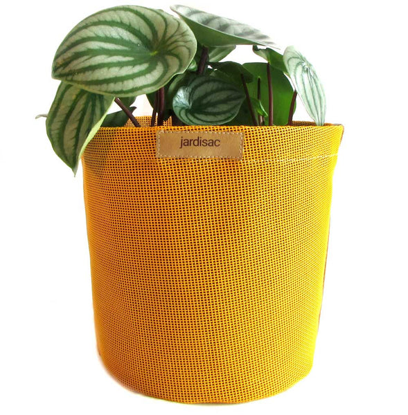 Plant Pots yellow cheap garden pots for gadening