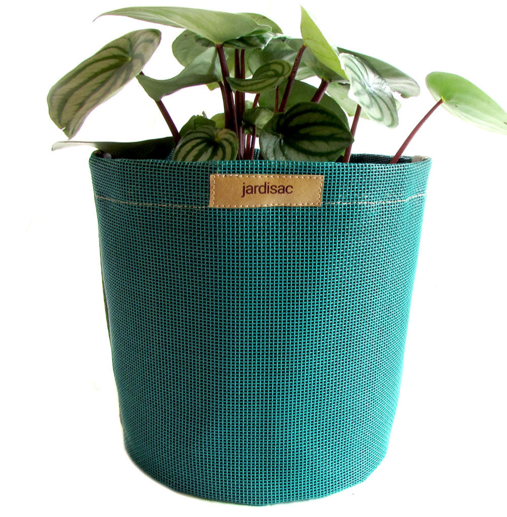 fabric pot cheap green in geotextile and plastic fabric