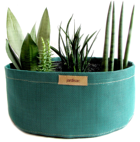 large plant pots for gardening flowers vegetables and herbs grow in smart pot in geotextile
