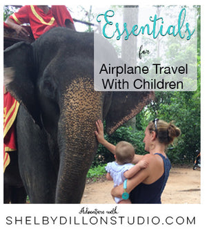 Surviving Air Travel with a Toddler