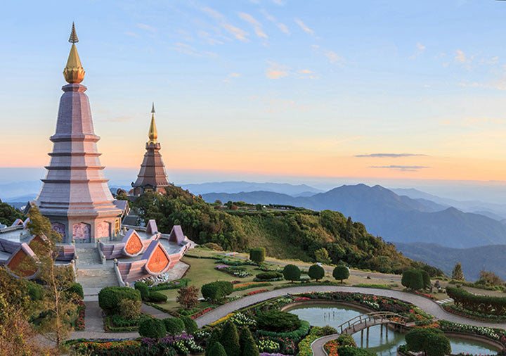 Exotic travel: Chiang Mai, Thailand
