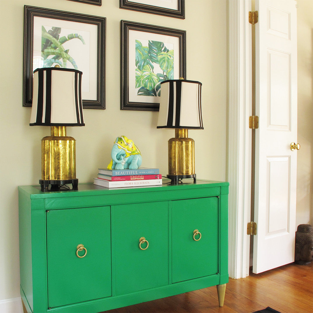Sideboard Goes from Drab to Fab Part II