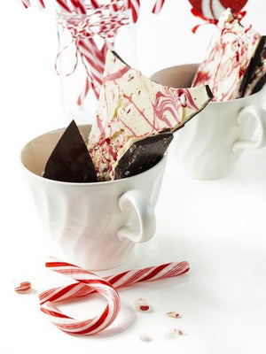 Holiday Recipe - Home Made Peppermint Bark