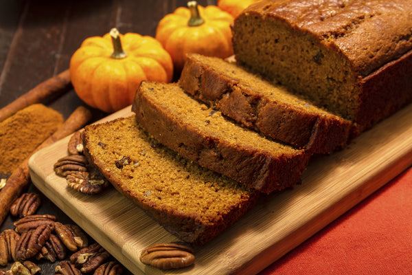 Party Time Pumpkin Bread