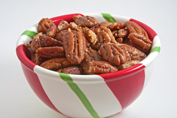 Holiday Recipe - Spicy Party Nuts