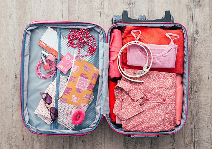 How to Pack for Travel and Free Packing Guide!