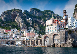 Exotic Travel, Product Inspiration: Limoncello Collection - the Amalfi Coast