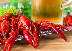 How to Throw a Crawfish Boil