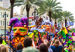 The top 5 family-friendly parades at Mardi Gras