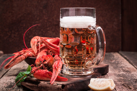 boiled-crawfish-and-beer