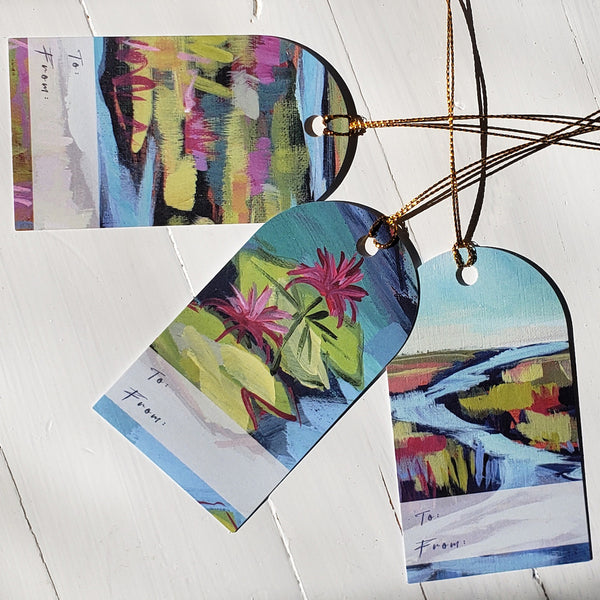 Gift Tags - Landscapes