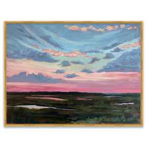 Dawn's Edge - horizontal giclée print