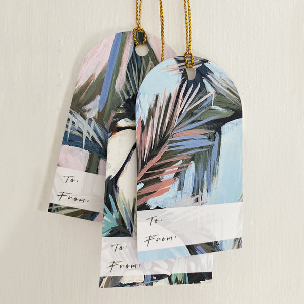Gift Tags - Palms