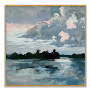 "Morning's Majesty - 30x30"" Square Painting - SALT Collection"