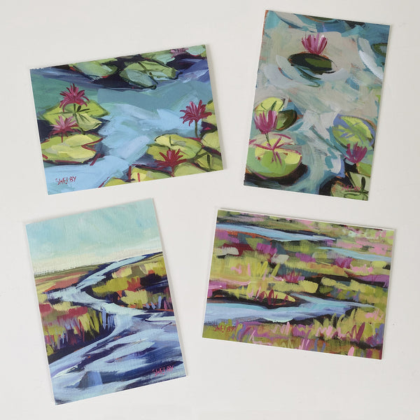 "5x7"" Note Cards - Landscapes"