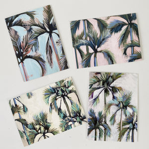 "5x7"" Note Cards - Palm Trees"