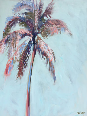 Palm Tree 23 Limited Edition Print