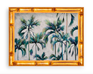 Whispering Palms - limited edition print