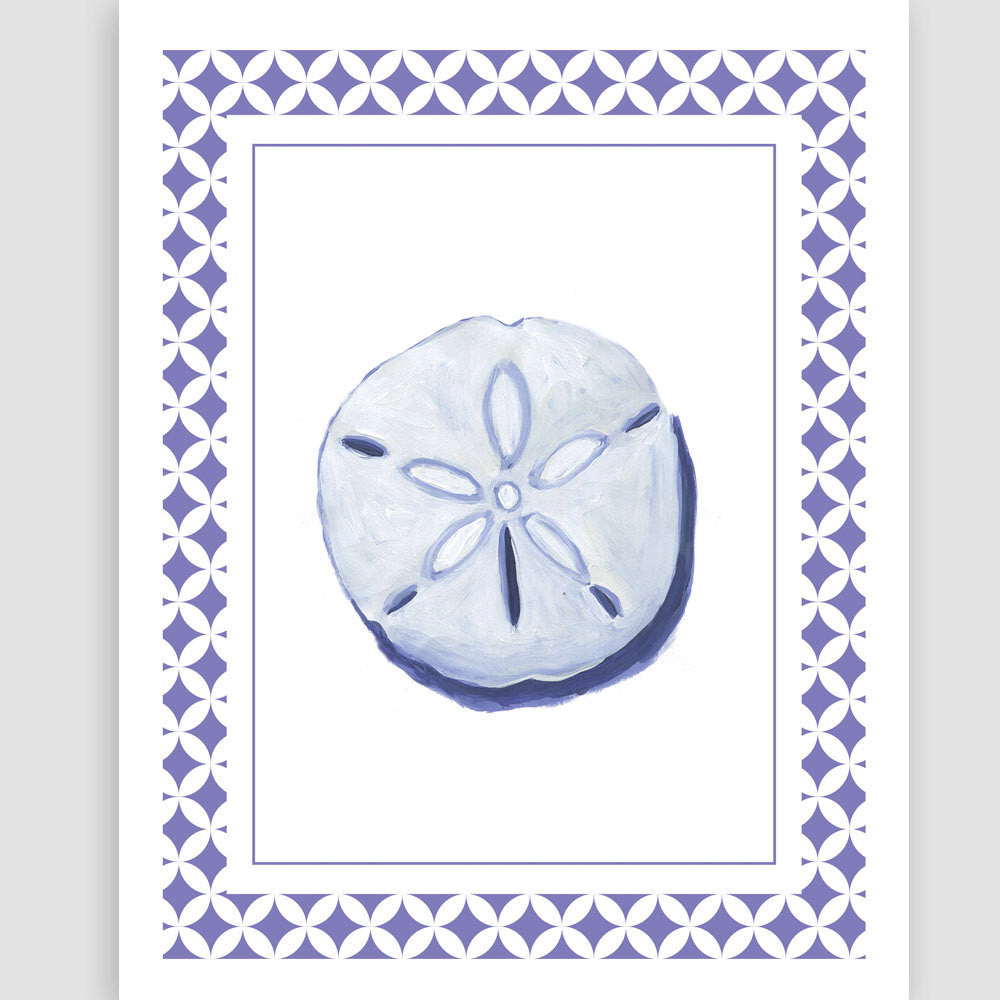Sand Dollar Unframed | Art Print