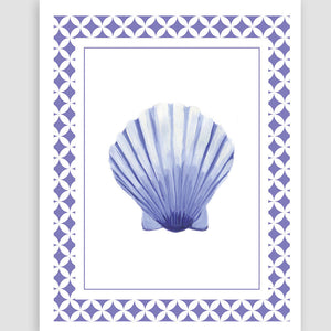 Seashell Unframed | Fine Art Print