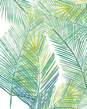 Tropical Fern Unframed | Fine Art Print