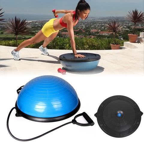 Penson&Co Balance Trainer Ball for Yoga & Workout