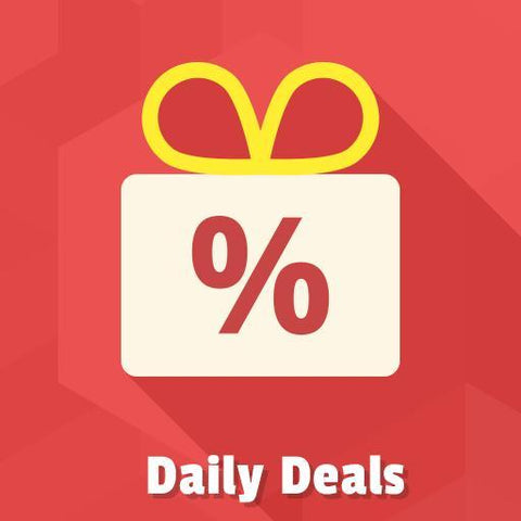 up to 70% daily deals